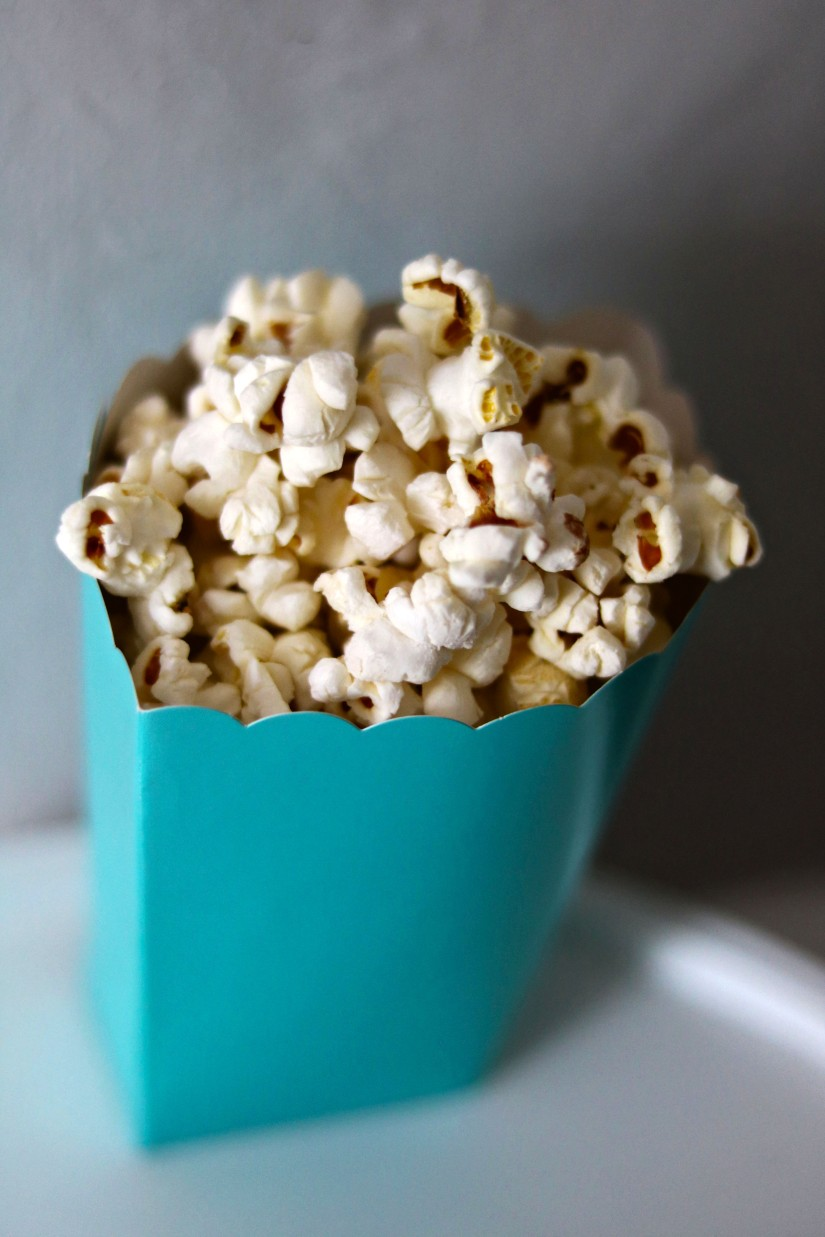Health Benefits of Popcorn!
