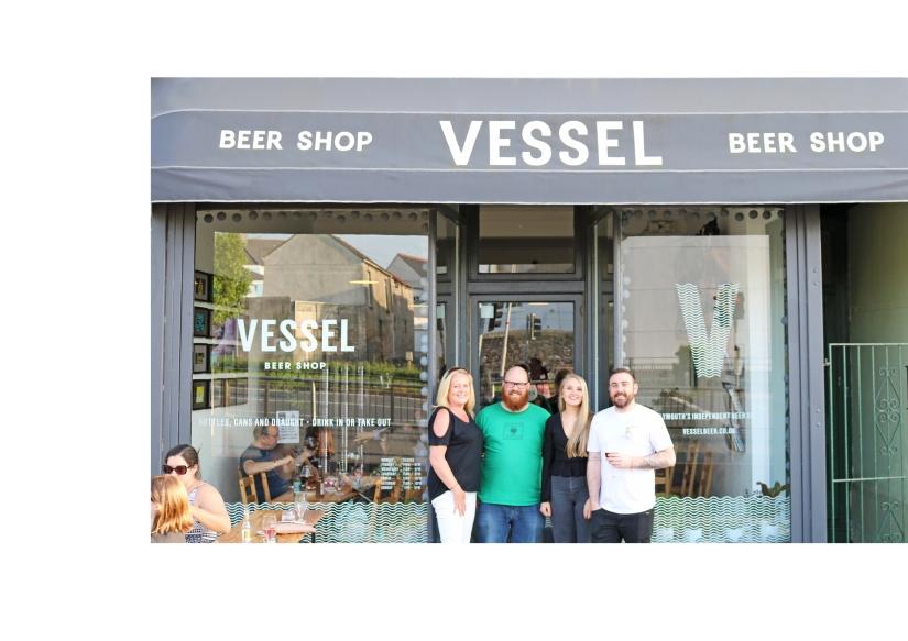 Vessel Beer Shop-Plymouth