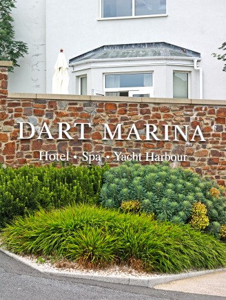 Welcome To Dart Marina
